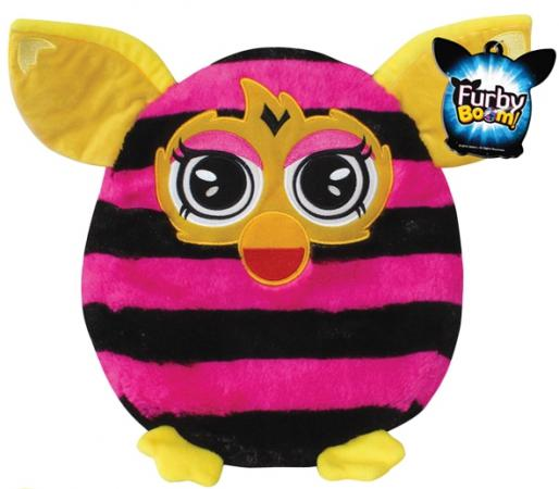Плюшевая подушка Furby, 30 см Т57472 игра 1toy сумочка furby волна т57556