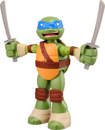 Фигурка TMNT Черепашки ниндзя Леонардо с растягивающимися руками 20 см 91421