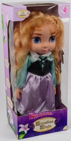 Кукла 1Toy Красотка Волшебная Сказка 40 см говорящая Т58295 цена