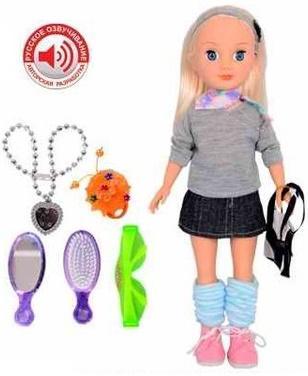 Кукла Zhorya с аксессуарами со звуком Х75555