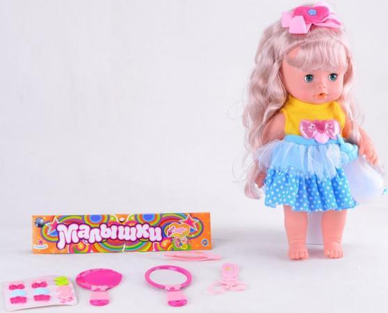 Кукла TONGDE Малышки 30 см со звуком В72373 кукла tongde td t67 d1092