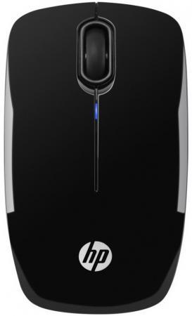 лучшая цена Мышь беспроводная HP Z3200 J0E44AA чёрный USB + радиоканал