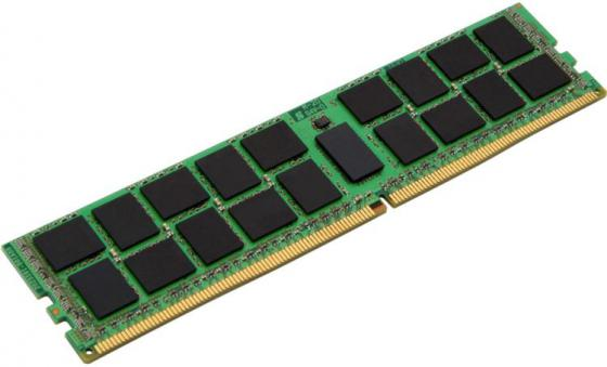 Оперативная память 16Gb PC4-19200 2400MHz DDR4 DIMM ECC Kingston KVR24R17D4/16  оперативная память 16gb pc4 19200 2400mhz ddr4 dimm cl15 kingston hx424c15fr 16
