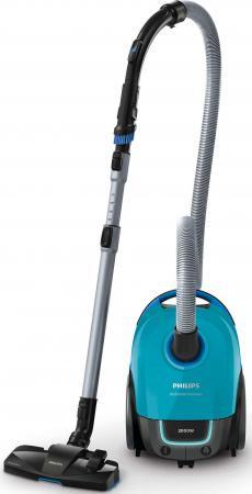 Пылесос Philips FC8389/01 с мешком синий пылесос philips fc8389 01 fc8389 01
