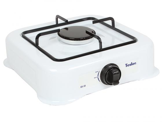 Газовая плитка TESLER GS-10 белый цена