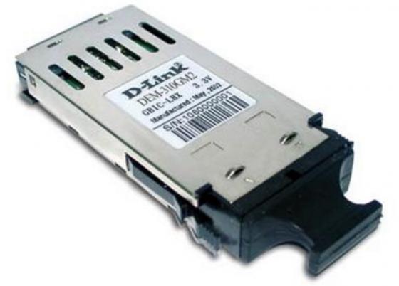 Трансивер сетевой D-Link DEM-310GM2 1 порт цена