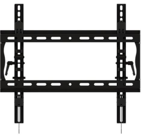 Кронштейн Wize T46A черный для 26-46 настенный от стены 600мм наклон +15/-5° VESA 452x401 до 68кг