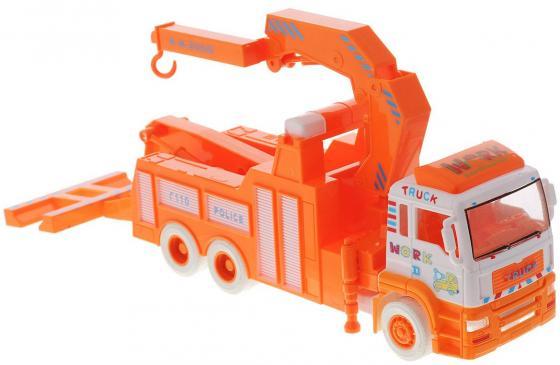 Интерактивная игрушка Zhorya Малыш мастер - Эвакуатор от 3 лет цвет в ассортименте ZY173525 zhorya zhorya танк на радиоуправлении в ассортименте