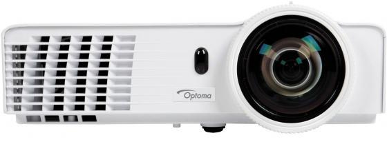 Проектор Optoma X305ST DLP 1024x768 3000 ANSI Lm 18000:1 VGA HDMI S-Video RS-232 проектор acer f7600 dlp 1920x1200 5000 ansi lm