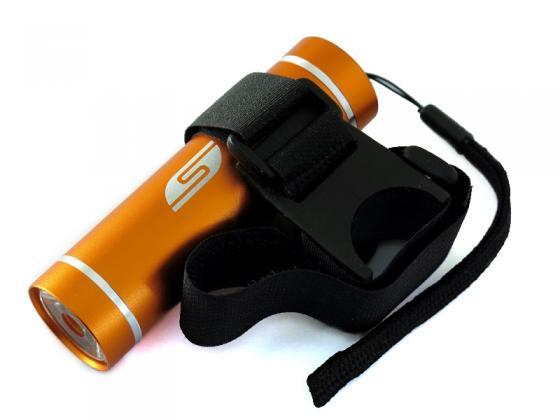 Фонарь Solaris T-5V светодиодный велосипедный оранжевый фонарь solaris t 5v светодиодный велосипедный зеленый