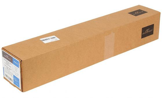 Бумага Albeo InkJet Paper 610мм х 30.5м 160г/м2 втулка 50.8мм для плоттеров W160-24-1 бумага albeo inkjet paper 50 8мм 120г м2 втулка 50 8мм для плоттеров z120 24 1