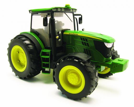 Трактор Tomy Big Farm 6210R зеленый 4894001917766 tomy трактор cas ih 210 puma tomy
