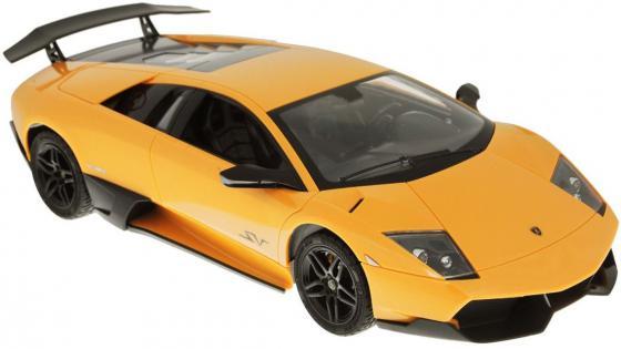 Машинка на радиоуправлении 1TOY Lamborghini 670 от 3 лет пластик Т56682 машинка на радиоуправлении sdl перевертыш от 7 лет белый пластик 1110658