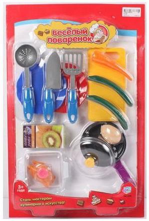 Play Smart кухонные принадлежности и муляжи ;Веселый поваренок, 47х30см Р41346