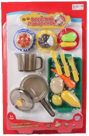 Play Smart кухонные принадлежности и муляжи Веселый поваренок, 47х30см Р41345 fotoniobox лайтбокс вечерний шанхай 35x35 026