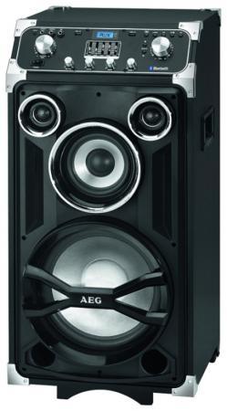 Bluetooth-аудиосистема AEG EC 4834 мощная домашняя аудиосистема с bluetooth®