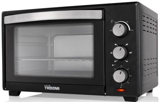 Мини-печь Tristar OV-1440 чёрный электроплитка tristar kp 6245 белый