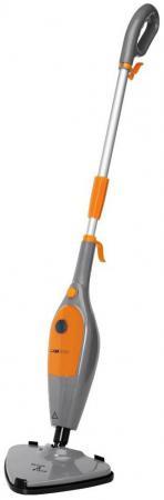 Паровая швабра Clatronic DR 3539 1000Вт серый оранжевый сэндвичница clatronic st wa 3490