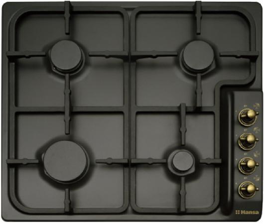 Варочная панель газовая Hansa BHGA62039 черный