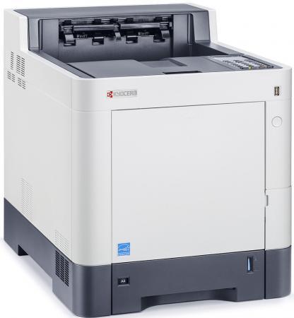 Купить со скидкой Принтер Kyocera Ecosys P7040CDN цветной A4 40ppm 600x600dpi Duplex USB Ethernet