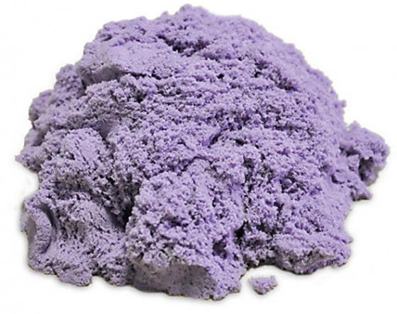 Кинетический песок 1toy Космический 1 цвет набор песочница и формочки Т58586