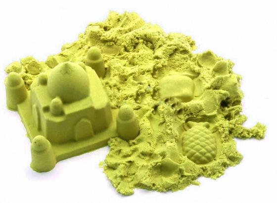 Песок 1 Toy Космический песок Жёлтый 2 кг  Т58515