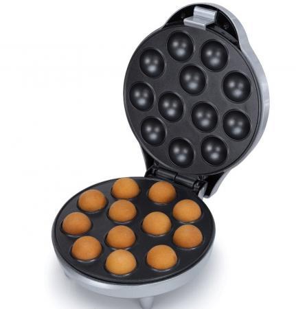 Прибор для приготовления кексов Tristar SA-1123 серебристый чёрный