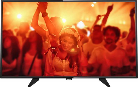 """Телевизор LED 43"""" Philips 43PFT4001/60 черный 1920x1080 VGA USB RJ-45"""