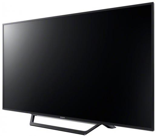 Телевизор 40 SONY KDL40WD653BR черный 1920x1080 200 Гц Wi-Fi Smart TV SCART RJ-45 телевизор led 40 bbk 40lex 5027 t2c черный 1366x768 50 гц wi fi smart tv vga rj 45