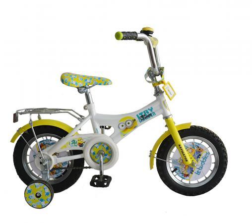 """Велосипед двухколёсный Навигатор Гадкий Я 12"""" желтый ВН12078"""