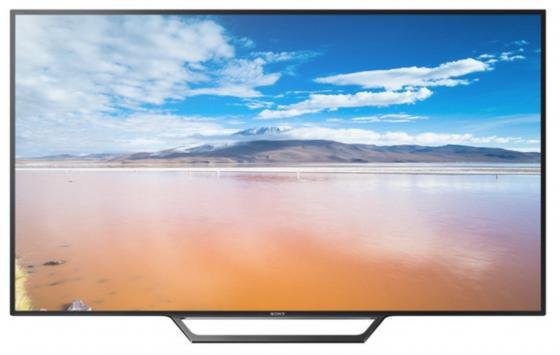 """Телевизор 48"""" SONY KDL48WD653 черный 1920x1080 200 Гц Wi-Fi Smart TV SCART RJ-45 все цены"""