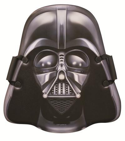 Ледянка 1Toy Star Wars Darth Vader с плотными ручками до 100 кг Пластик ПВХ черный Т58179