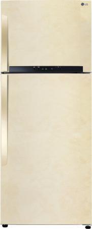 Холодильник LG GC-M502HEHL бежевый lg gc b207gmqv