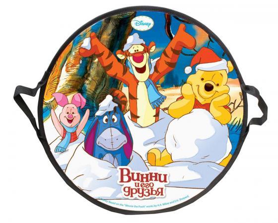 купить Ледянка 1toy Disney Винни-Пух ПВХ разноцветный Т58164 онлайн