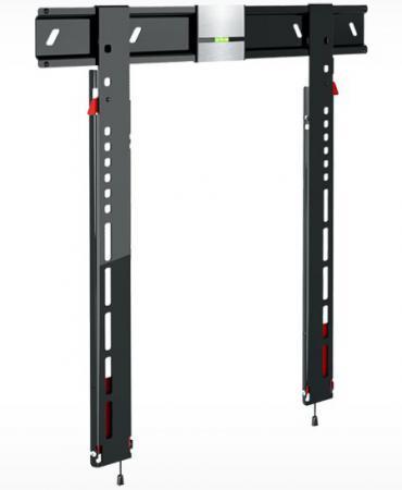 Кронштейн Holder LCDS-5083 черный для ЖК ТВ 22-47 настенный от стены 8мм VESA 200x200 до 35 кг кронштейн для тв wize wup55 black