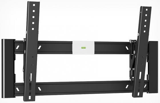 Кронштейн Holder LCD-T6605-B черный для ЖК ТВ 42-65 настенный от стены 8мм наклон –2? +15? VESA 200x200 до 45 кг стойка north bayou avf1500 50 1p для жк тв 40 60 наклон 4° 8° vesa 200x200 до 45 5 кг черный