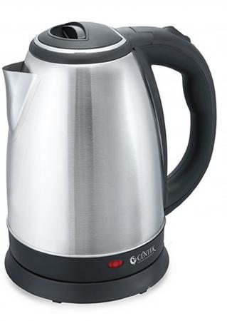Чайник Centek CT-1068 2000 Вт 2 л металл серебристый  цена