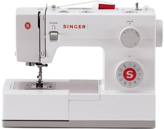 Швейная машина Singer Supera 5523 белый швейная машина singer supera 5523
