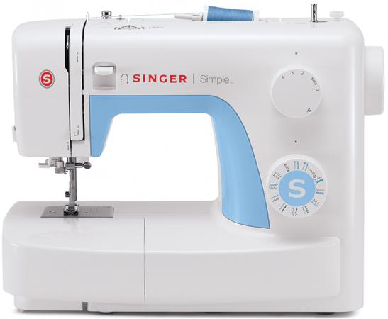 Швейная машина Singer Simple 3221 белый цена