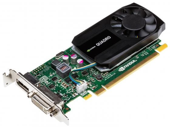 Видеокарта 2048Mb PNY Quadro K420 PCI-E 128bit GDDR3 DVI DP VCQK420-2GB-PB Retail pci e to
