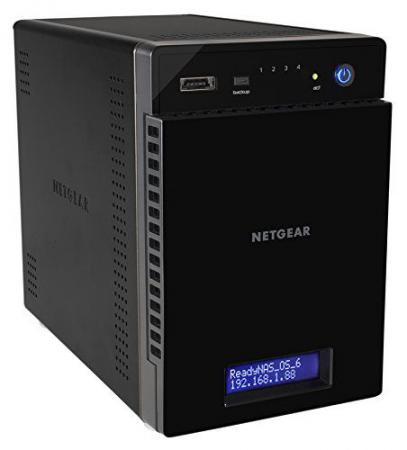 Сетевое хранилище NETGEAR NAS RN21400-100NES 4-bay рэковое сетевое хранилище rack nas asustor as3202t 90ix00q1 bw3s10 90ix00q1 bw3s10