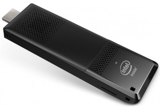 Платформа Intel BLKSTK2MV64CC Intel Core M5-6Y57 4Gb SSD 64 Intel HD Graphics 515 использует системную Без ОС черный 944715 мини пк intel compute stick original blkstk2mv64cc 944715