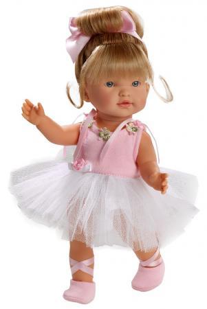 Кукла Llorens балерина Валерия 28 см 28010 llorens кукла валерия 28 см llorens