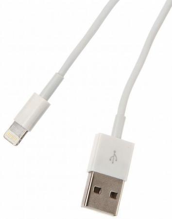 Фото - Кабель Lightning Continent круглый DCI-2104WT кабель