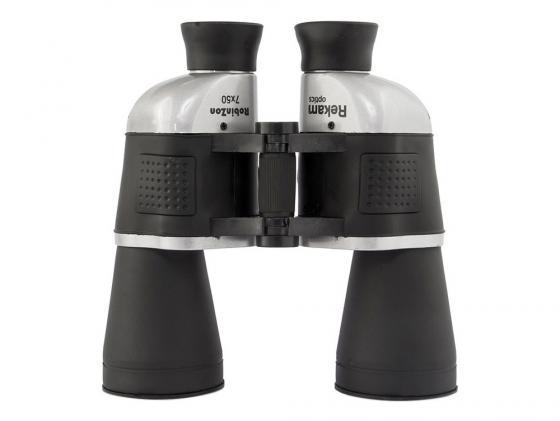 Комплект биноклей Rekam 7x50 4x30 50мм черный 1305000301