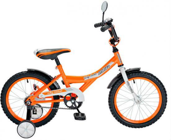 """Велосипед двухколёсный R-Toys BA Wily Rocket 12"""" оранжевый KG1208"""