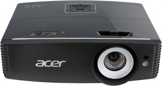 Проектор Acer P6200S DLP 1024x768 5000 lm, 4000 lm(Экономичный режим) 20000:1 черный проектор infocus inl144ust dlp 1024x768 4000 ansi lm