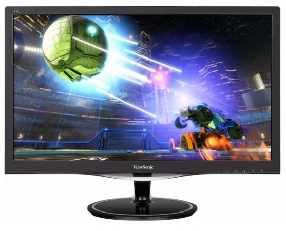 Монитор 24 ViewSonic VX2457-MHD черный TN 1920x1080 300 cd/m^2 1 ms HDMI DisplayPort VGA Аудио VS16263 монитор viewsonic 24