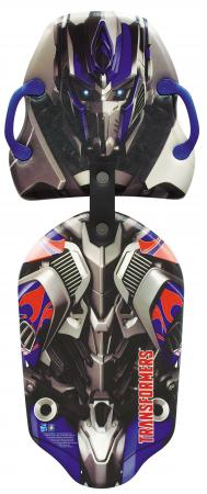 Ледянка 1Toy Transformers пластик рисунок Т56911 двойная ледянка 1toy transformers рисунок пластик т56911 двойная