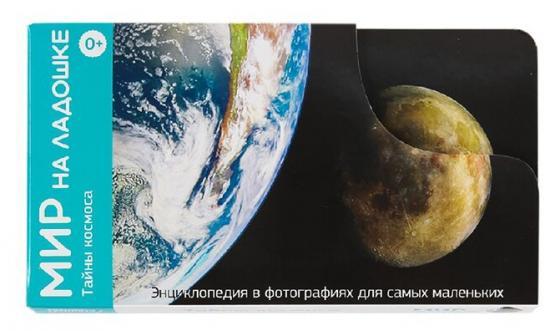 Развивающие карточки Умница Мир на ладошке Тайны космоса 2009 раннее развитие умница мир на ладошке 1  живой океан